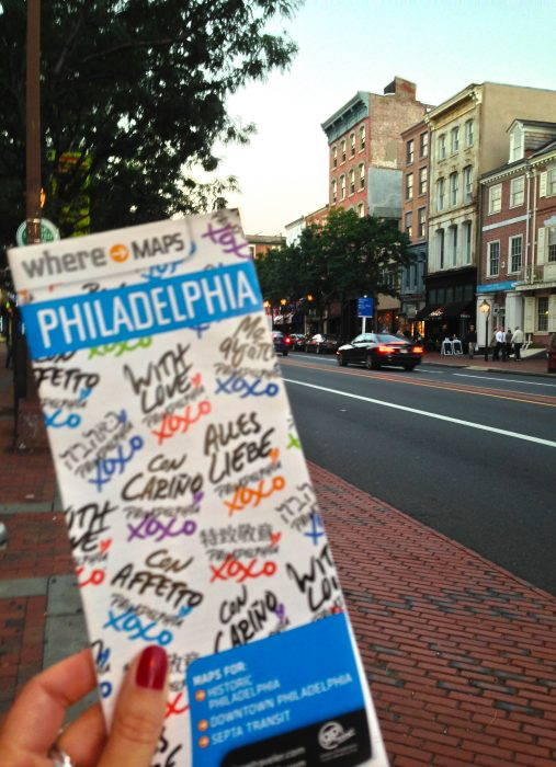 Philadelphia, City of LOVE and Art