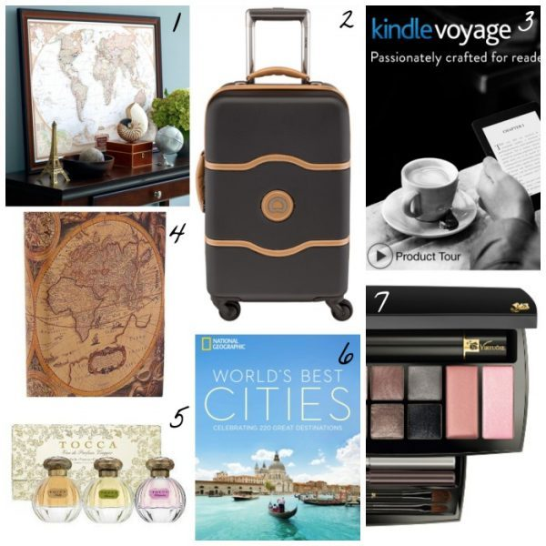Gift Ideas for Your Favorite Traveler