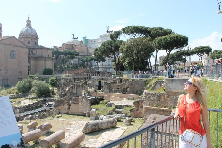 A day in Rome!