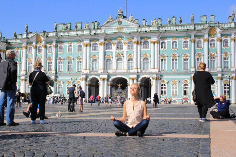 Familiar and Unfamiliar Saint Petersburg